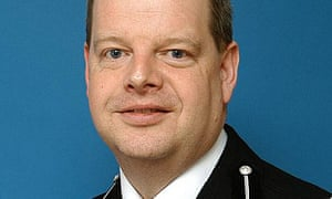 The chief constable of Cheshire police, Simon Byrne