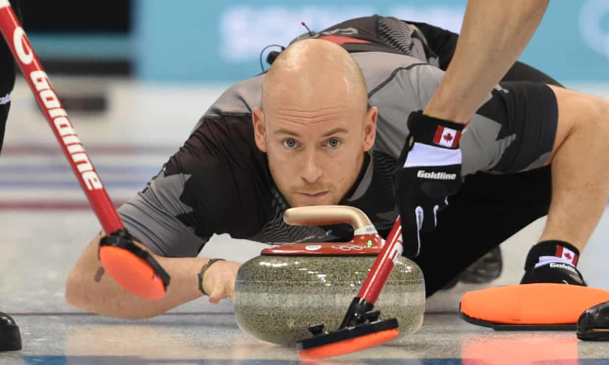 'They were breaking brooms': Olympic curler's team kicked out for drunkenness