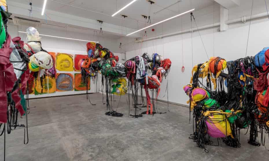 Nnena Kalu: Wrapping at Humber Street gallery, Hull