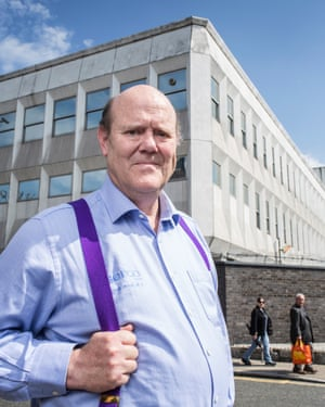 'We were reviled' … Serco CEO Rupert Soames.