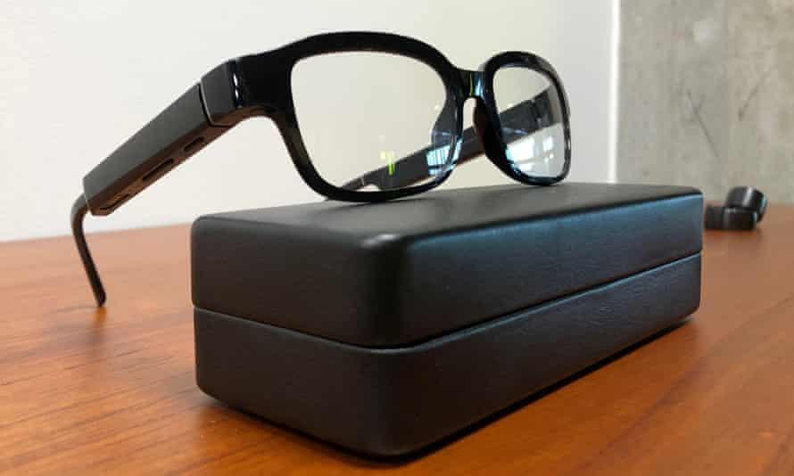 Amazon's Echo Frames