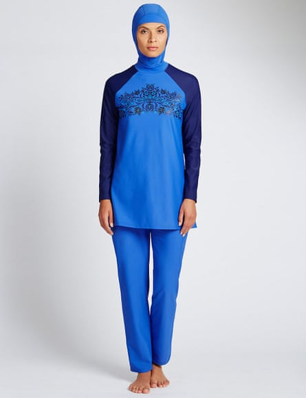 Marks and Spencer burkini.