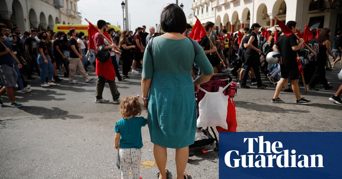 'This is their time': post-Golden Dawn, is far-right reviving in Greece?