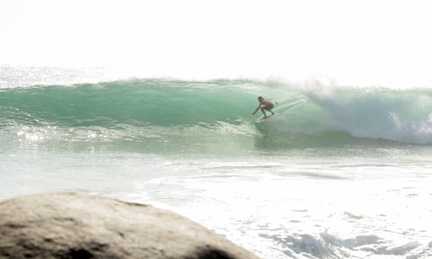 Green' wetsuits: surf brands looking to renewable materials