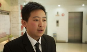 Transgender man and LGBT activist Chen