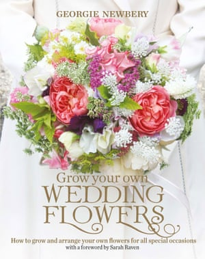 Grow your own wedding flowers.