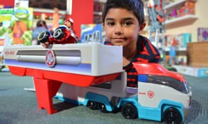 the paw patroller rescue truck based on the popular tv series paw patrol - Top Toys 2015 Christmas