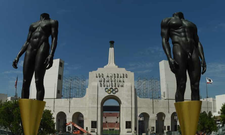 Los Angeles Olympic bid