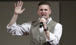 Poland hasn't said whether or not it will ban Richard Spencer, an American white nationalist leader, from the country.