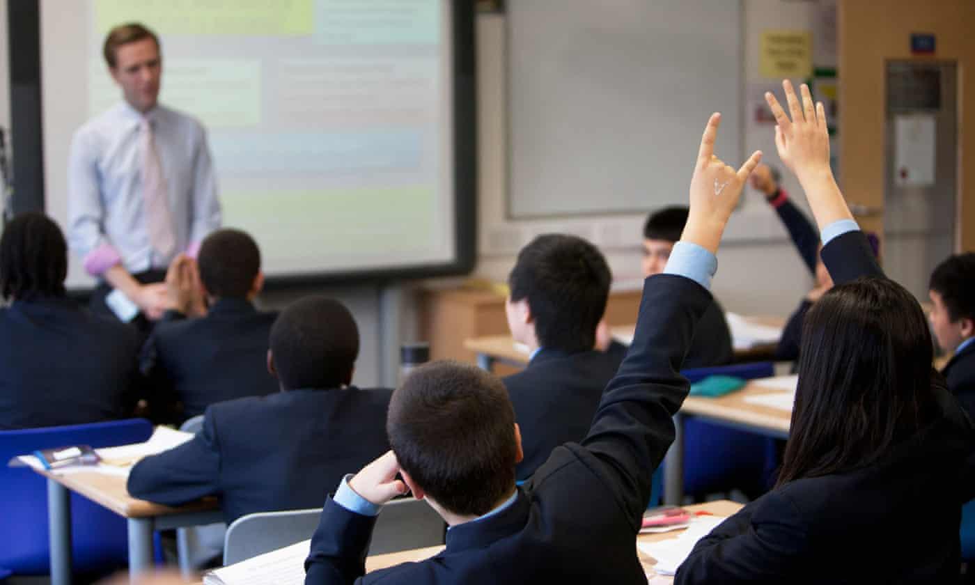 Education, Teaching & Language - cover