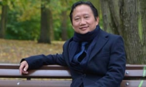 Trinh Xuan Thanh a former official at state oil company PetroVietnam sits on a park bench in Berlin.