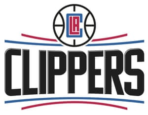 The Los Angeles Clippers' new logo.