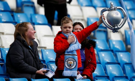 Manchester City v Fulham: FA Cup fourth round - live!