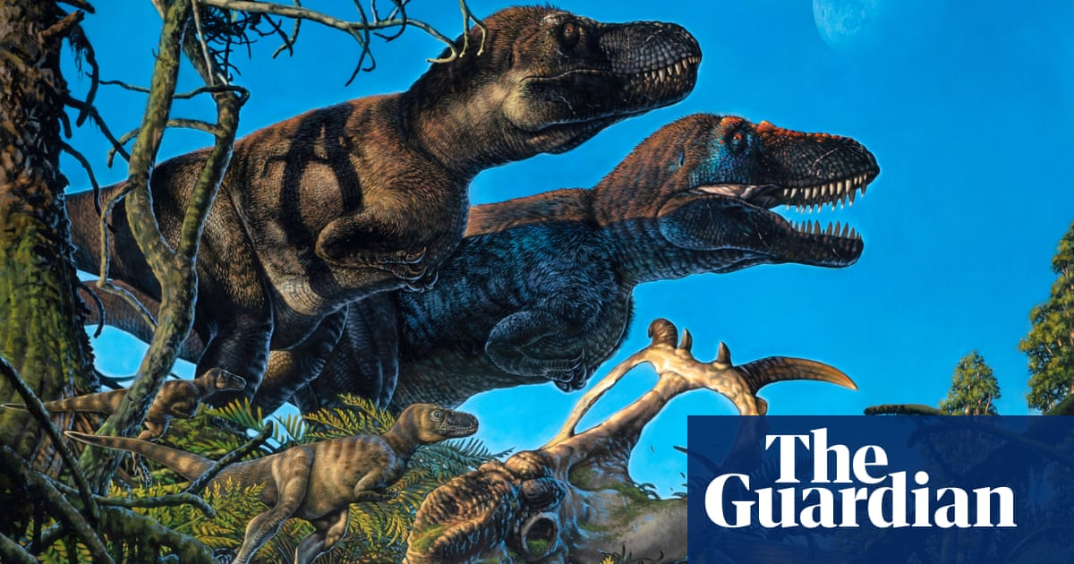 Dinosaurs lived in the Arctic, research suggests