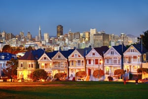 San Francisco is considered the most expensive real estate market in the country.