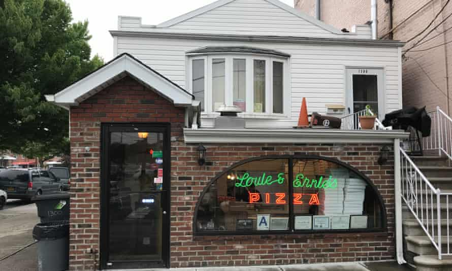 Louie & Ernie's Pizza is a 'top NYC pizza spot', according to Ocasio-Cortez.