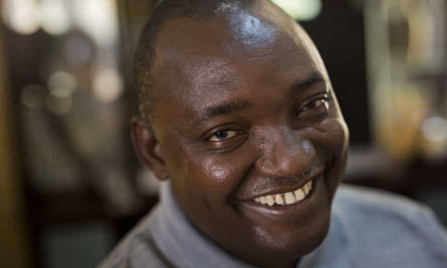 Gambian President Adama Barrow says he wants to abolish the death penalty in his country.