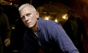 Daniel Craig in Logan Lucky.