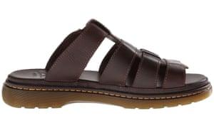 Dr Martens sandal.