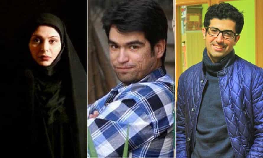 Afarin Chitsaz, Ehsan Mazandarani and Saman Safarzaee