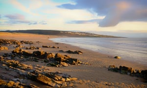 Ogmore-by-Sea, from Newton beach, south Wales.