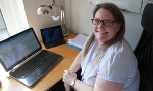Sally Mortimore: director at social work service provider Aidhour.