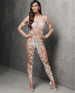 From secretly bare to comedy nude a guide to the naked wedding pronovias wedding dressjumpsuit junglespirit Gallery