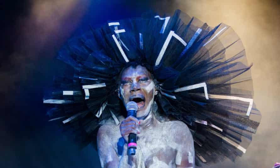 Grace Jones: afropunk 2015