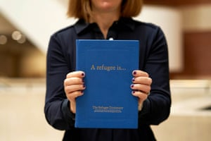 A refugee dictionary has been created to mark the 70th anniversary of the UN Refugee Convention. Containing over 1,000 personal definitions submitted by members of the public, including faith leaders, local communities, high profile figures and refugees, the book helps to illustrate the stories, lives and contributions of refugees in the UK.