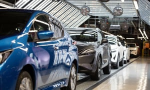 Nissan announced a major expansion of electric vehicle production at its car plant in Sunderland, after fears the plant could miss out.