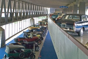 Turin museum of the motor car torino museo dell automobile Italy
