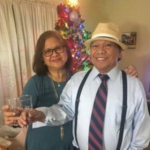 Alfredo and Susana Pabatao.