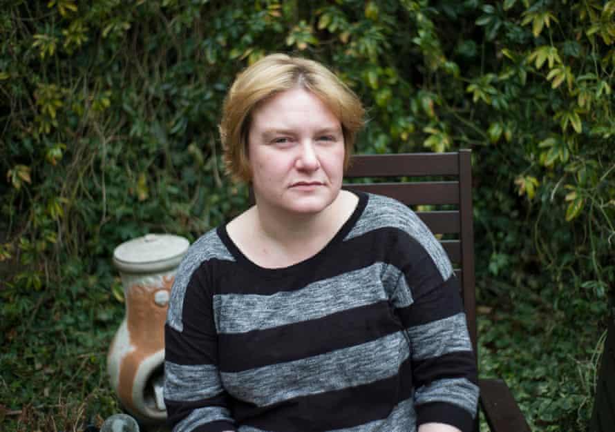 Bethen Thorpe, who has multiple sclerosis.