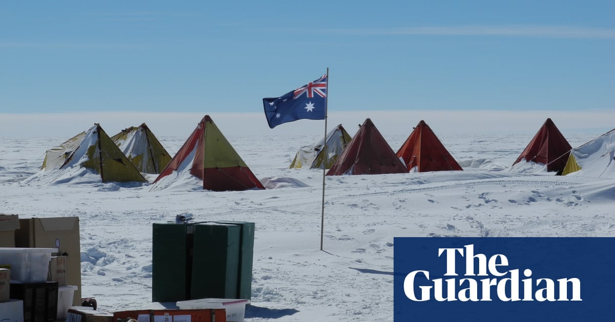 'Colder and deeper': Scientists close in on spot to drill Antarctic ice core 1.5m years old - The Guardian
