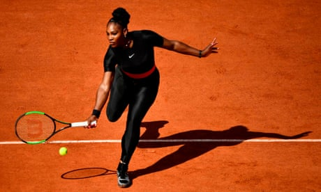My kind of fashion icon: Serena Williams has redefined how a tennis player should dress