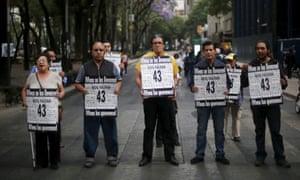mexico ayotzinapa 43 missing students