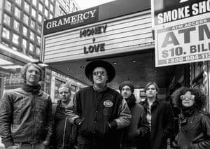 Arcade Fire in New York City.