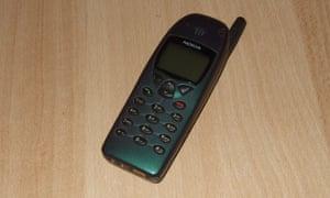 Nokia 6110, 1997