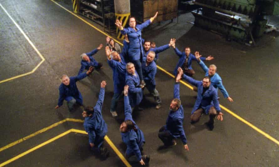 The Nothing Factory: full of 'devices expressly designed to take us out of the film.'