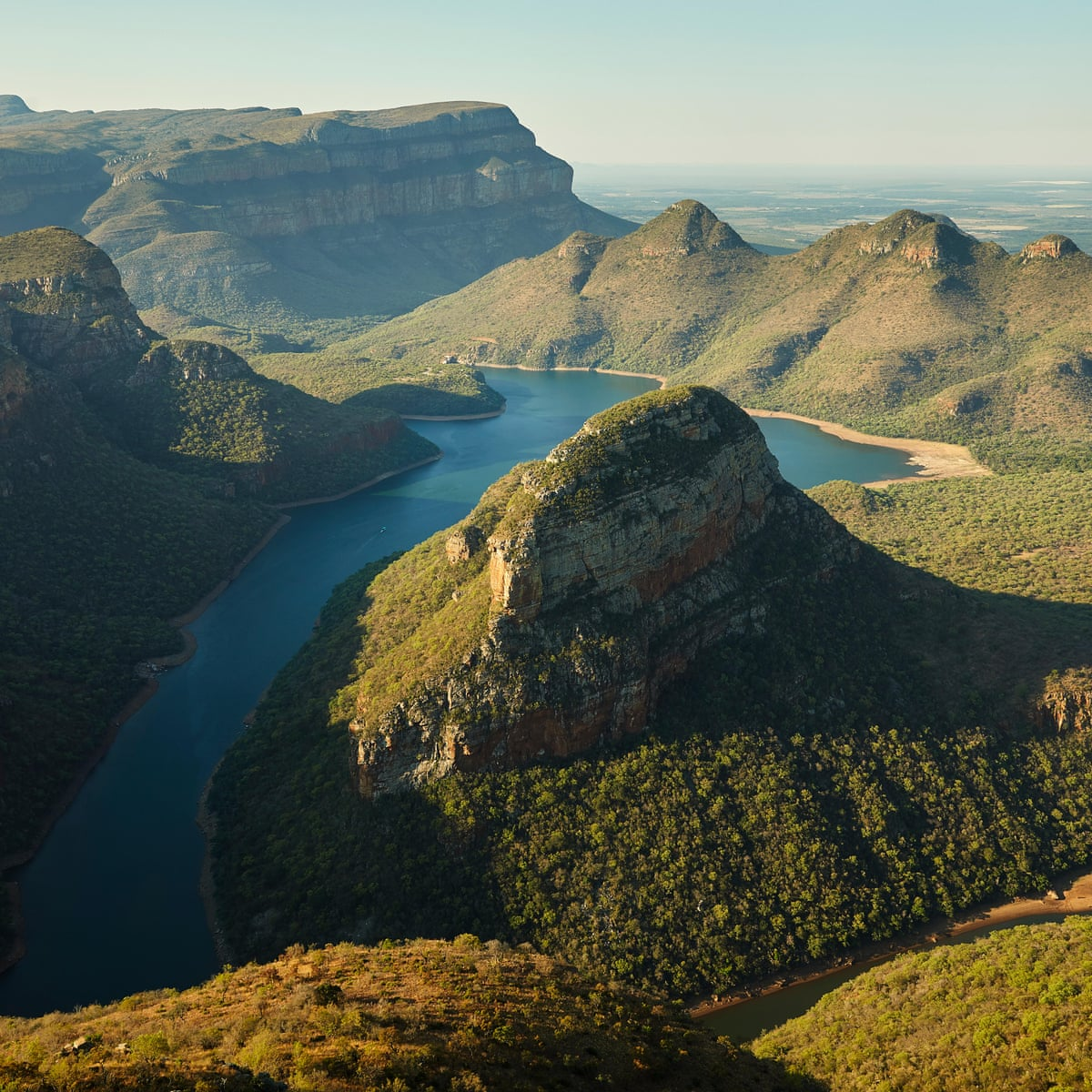 Game Changer Touring South Africa By Campervan South Africa Holidays The Guardian