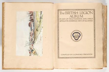 The British Legion album