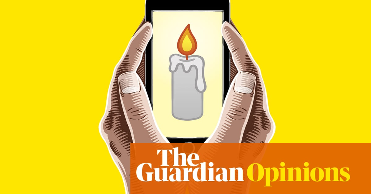The race to grieve: how social media has made professional mourners of us all | Max Rushden