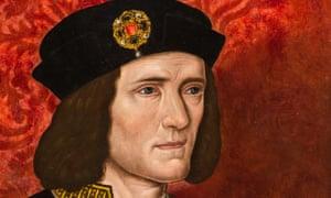 Richard III, king of England 1483-85