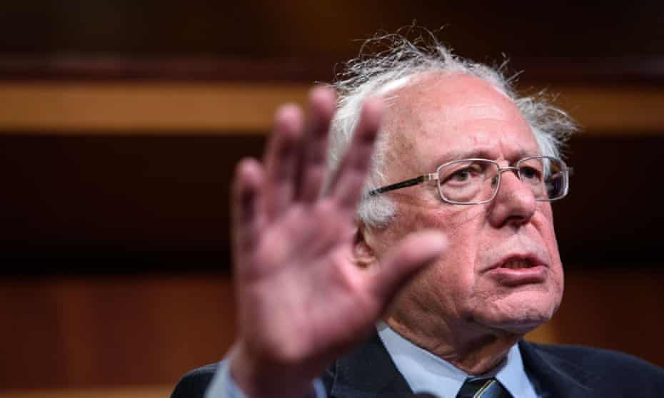 Bernie Sanders: 'I certainly apologize to any woman who felt she was not treated appropriately.'