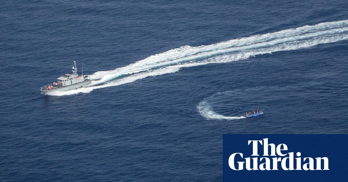 Libyan coastguards 'fired on and tried to ram migrant boat' – NGO
