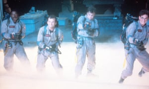 The original Ghostbusters.