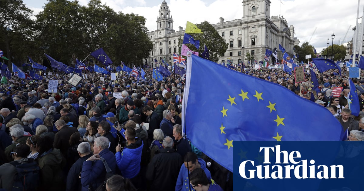 Moving on: why the EU is not missing Britain that much