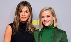 'People are in my panty drawers all the time' ... Jennifer Aniston and Reese Witherspoon.