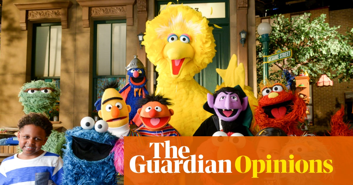 Sesame Street The Letter Of The Month Club.How New Money Has Ruined Sesame Street Emma Brockes