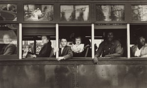 Trolley–New Orleans, 1955